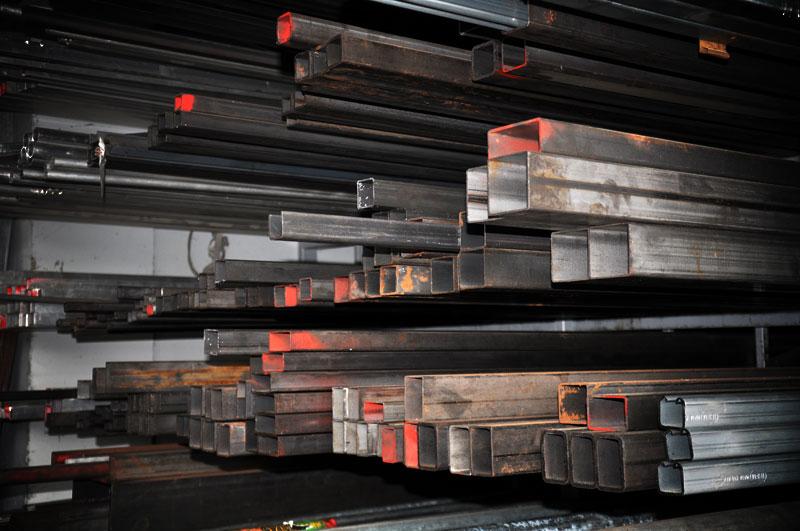 železne cevi, metalurgija